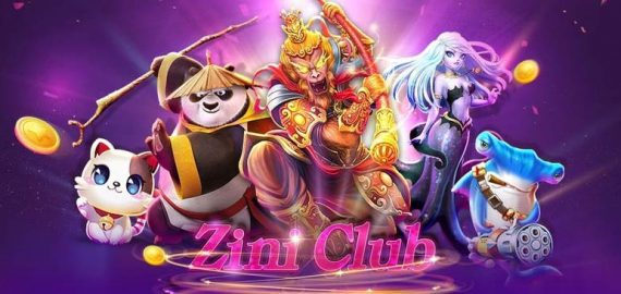Zini Club – Quay hũ thành triệu phú – Tải Zini Club iOS, APK, PC