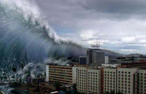 Mơ thấy sóng thần là điềm gì? Đánh con gì may mắn?